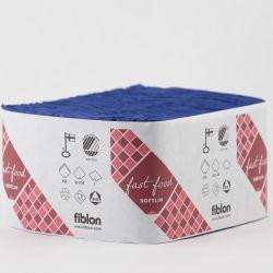 Fiblon lautasliina annostelijoihin 33cm 1-krs - mustikka