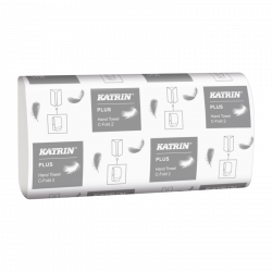 Katrin Plus Hand Towel C-fold 2