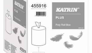 Katrin Plus Poly Roll Box