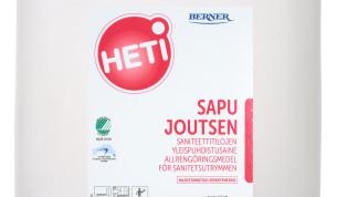 HETI Sapu Joutsen, hajustamaton 5L