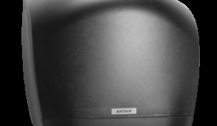 Katrin Inclusive Gigant Toilet L WC-paperiannostelija - musta