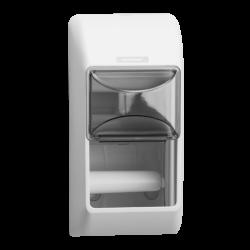 Katrin WC-paperiannostelija 2 rll - valkoinen