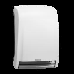 Katrin System sähköinen käsipyyheannostelija - valkoinen