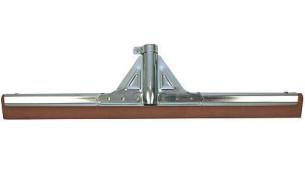 Öljynkestävä lattiankuivain 75cm, metallinen