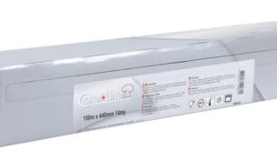 CATER-LINE alumiinifolio 44cmx150m 14my leikkurilaatikossa
