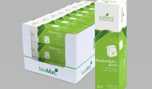 Biomat Ruokanäytepussi 2L 50kpl/rll