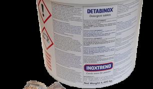 Detabinox Uuninpesutabletti 100kpl