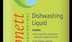 Sonett Käsitiskiaine 1L Lemon