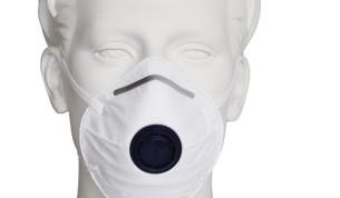 Nitras Safe Air 4130SI FFP2 hengityssuojain venttiilillä 15kpl