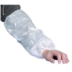 ABENA hihansuoja 40cm valkoinen LPDE-muovia 20my 100kpl