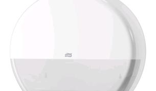 Tork annostelija Jumbo WC-paperille - valkoinen