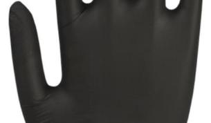 ABENA Ultra Sensitive nitriilik S ohut suojakäsine musta 100kpl