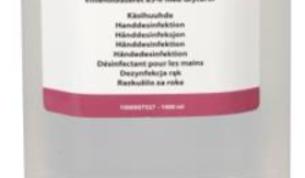 ABENA käsihuuhde 73,5 p-% 1L dispenso