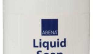 ABENA pesuneste iholle ja hiuksille 500ml pumppupullo hajusteeton