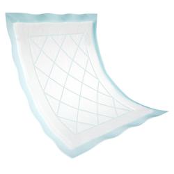 ABRI-SOFT Superdry vuoteensuoja kk 60x90 sininen 30kpl