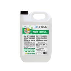 Softcare Zero pyykinpesuaine 5L
