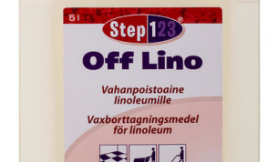 STEP 1 Off Lino 5L