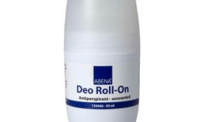 ABENA Deo Roll-On hajusteeton 8 kpl/ltk