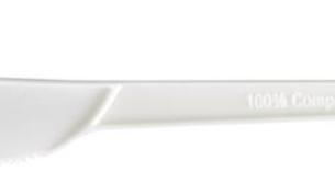 GASTRO-LINE ruokaveitsi kk 16,5cm CPLA biohajoava 50kpl