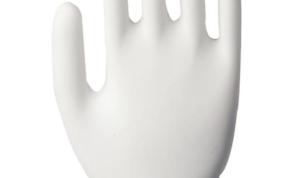 ABENA Classic vinyylikäsine XL läpikuultava 100kpl